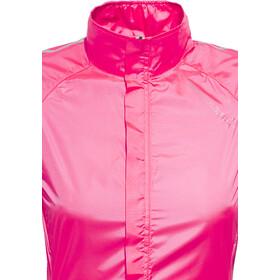 Endura Pakagilet Vest Women neon pink
